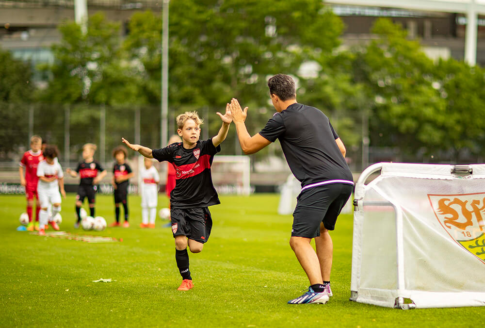 VfB Fussballcamp